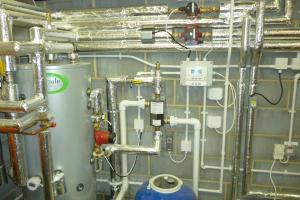 Biomass Pipework Gallery